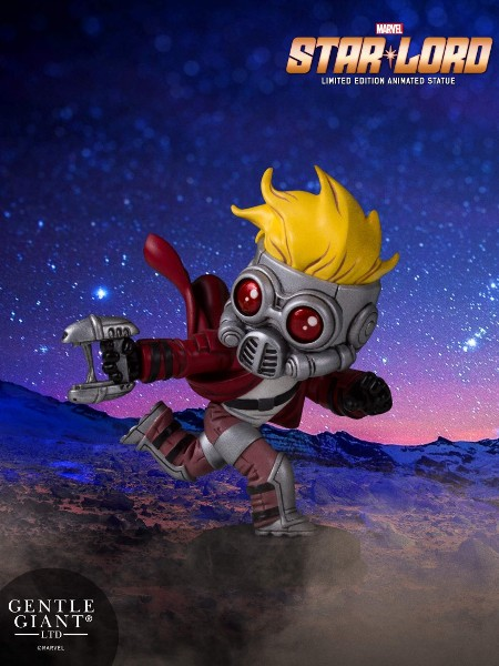 Gentle Giant Marvel Animated Guardians of the Galaxy Star-Lord